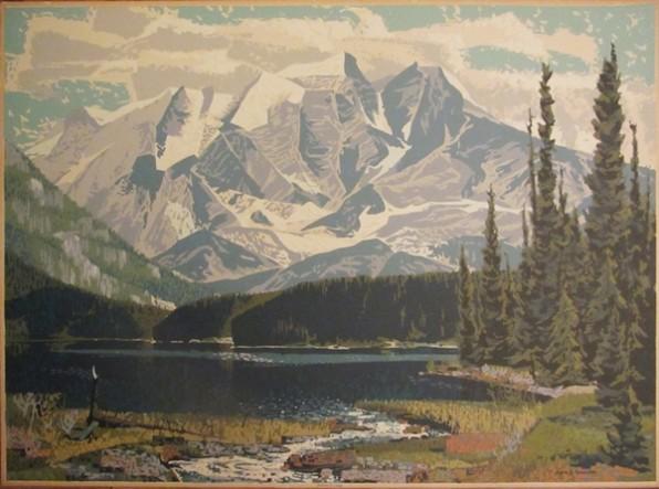Emerald Lake   Alan Collier