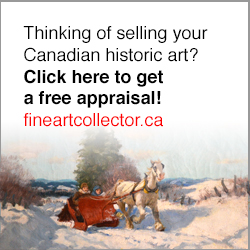 Sell Your Canadian Fine Art