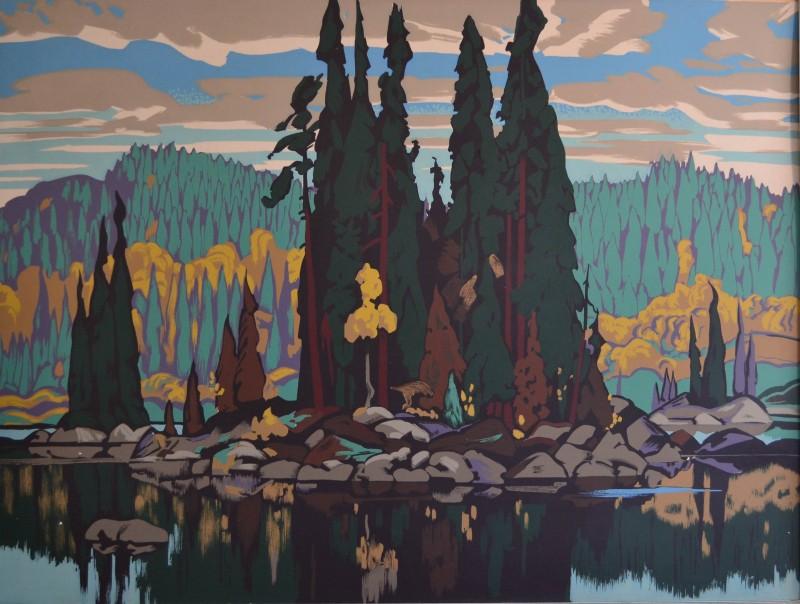 Isles of Spruce | Arthur Lismer