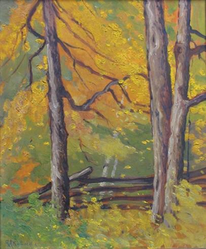 Autumn Scene | George Kulmala