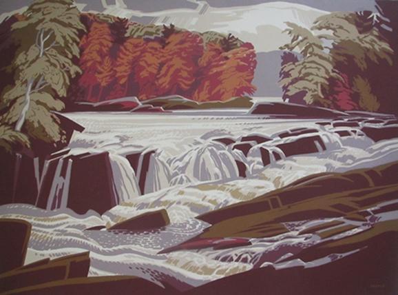 Silver Stream | L.A.C. Panton