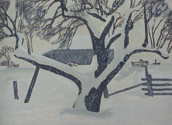 Snow Storm |Thoreau MacDonald