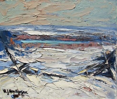 Shoreline, Haliburton   W.J. Hopkinson