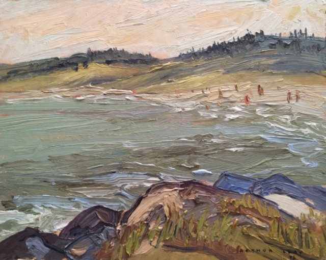 Beach at Sambro | Arthur Lloy