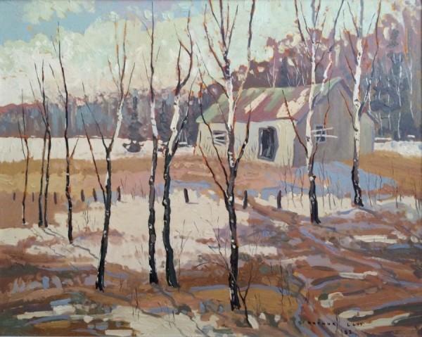 Awaiting Winter | Arthur Lloy