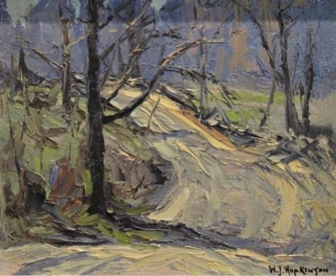 Old Minden Road | W.J. Hopkinson