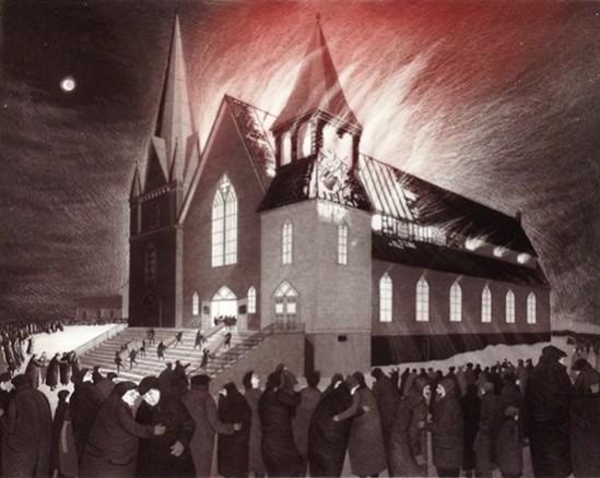 Methodist Church | David Blackwood