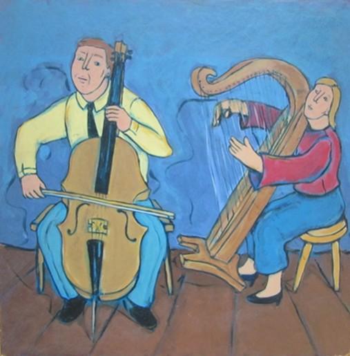 Musicians | Conrad Furey