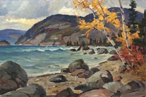 Shoreline of Lake Superior | Tom Roberts