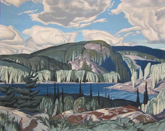 Algonquin Provincial Park | A.J. Casson