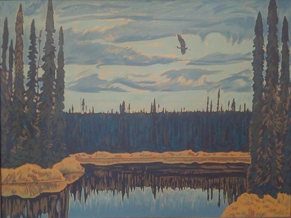 Black Spruce | Thoreau MacDonald
