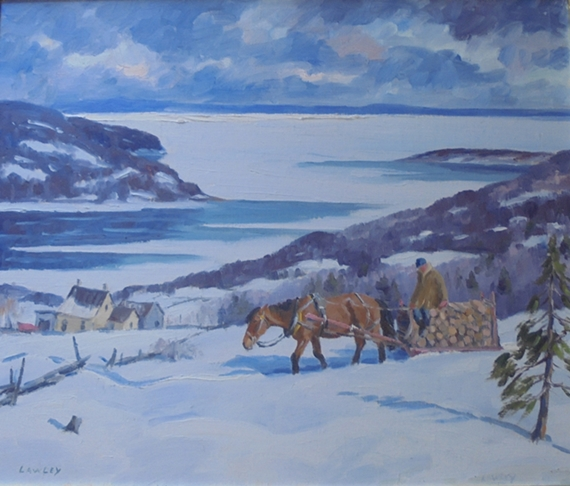 Winter in the Country | Douglas Lawley