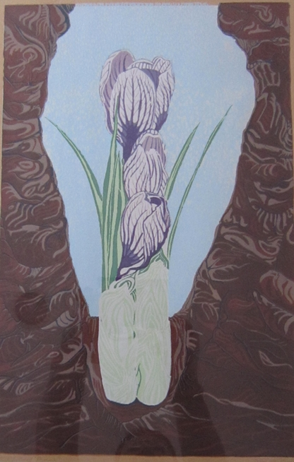 Crocus | Mary Pratt
