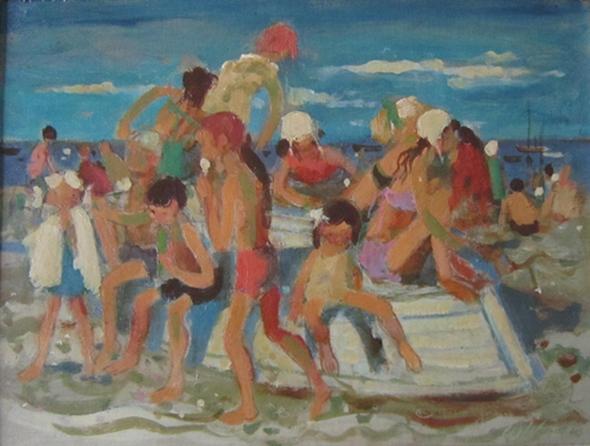Cherry Beach | William Winter