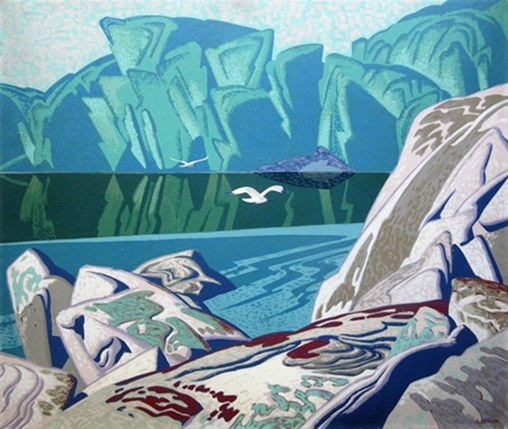 Summer Morning | A.J. Casson