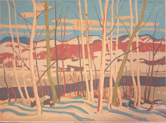 Joe Creek | Tom Thomson