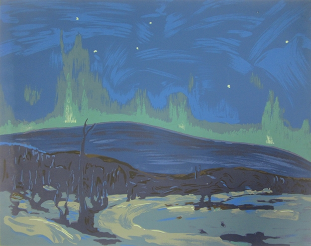 Northern Lights | Tom Thomson