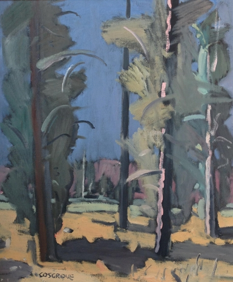 Le Foret | Stanley Cosgrove