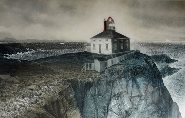 Cape Spear | David Blackwood