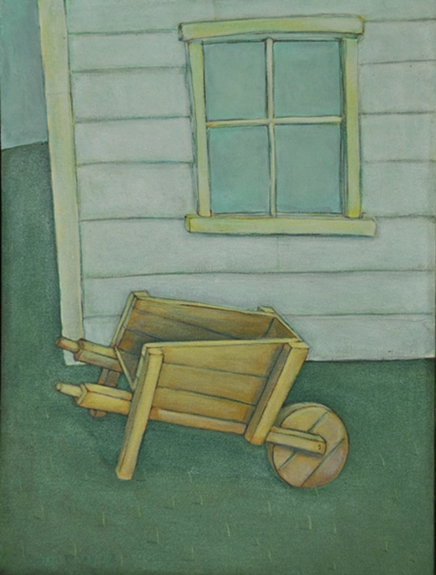 Wheelbarrow | Conrad Furey