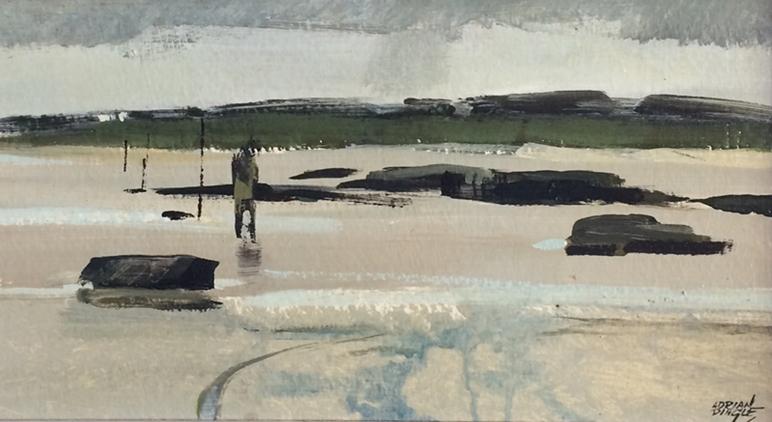 Sand Strands   Adrian Dingle