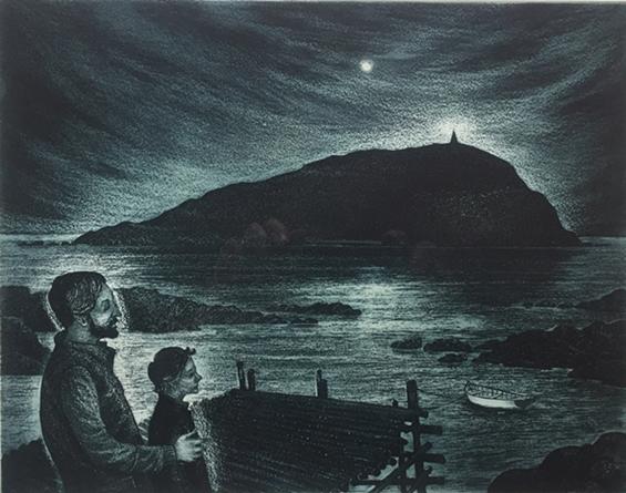 Night Island | David Blackwood