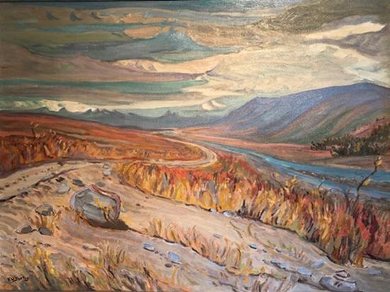 Dempster Highway | RW Burton