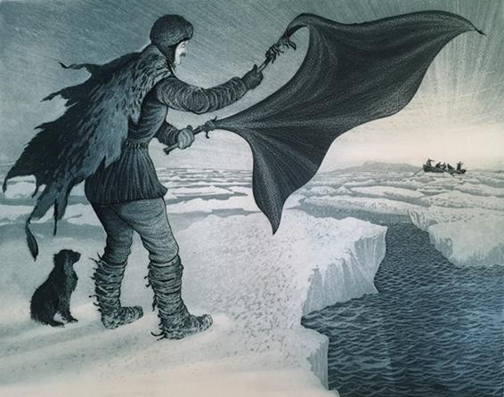Grenfell Rescued | David Blackwood