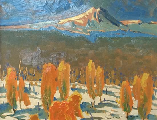 On the High Range | Robert Genn