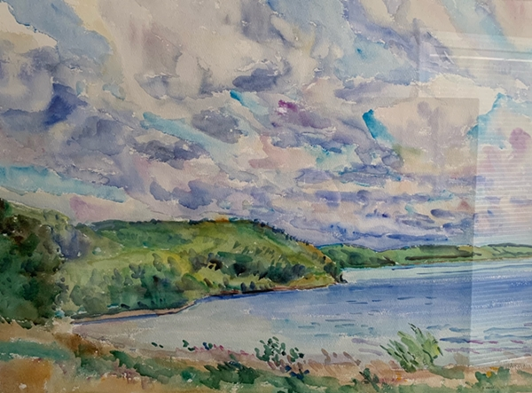 Clouds | Dorothy Knowles