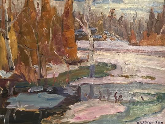 Clayton Lake | Ralph Wallace Burton