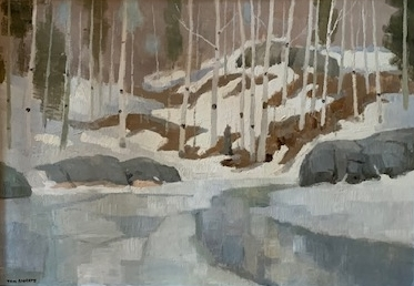 East of White River | Tom Roberts