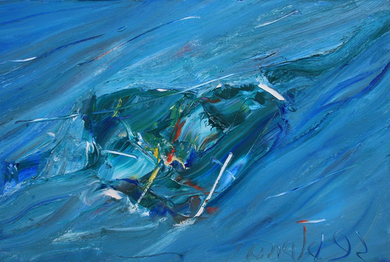 I Dream of the Sea | William Ronald
