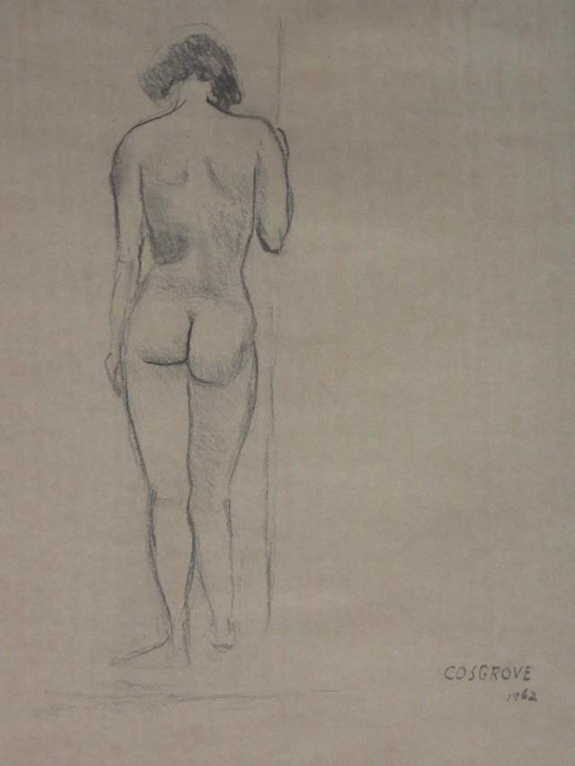 Nude Sketch | Stanley Cosgrove