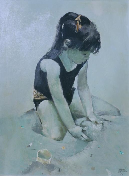 Sand | Adrian Dingle