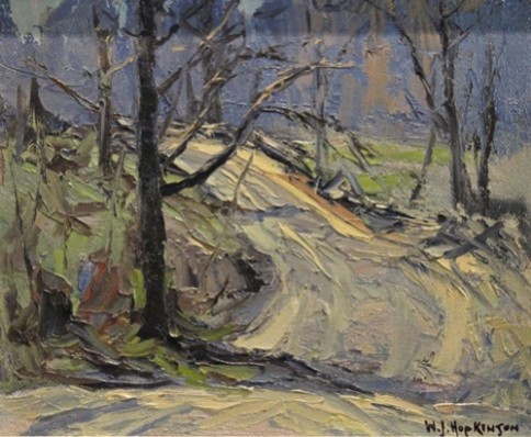 Old Minden Road   W.J. Hopkinson