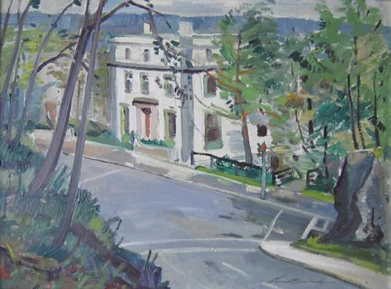 Pine Avenues   Lorne Bouchard