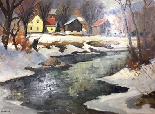 Credit River at Inglewood | Tom Roberts