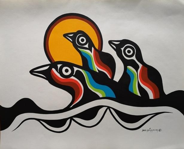 Duck Family | Noah Sainnawap