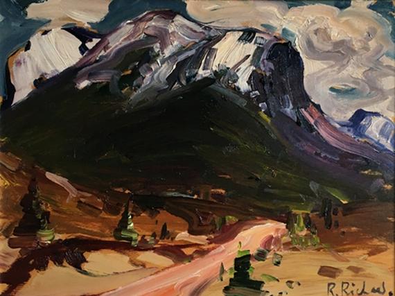 Entree du Parc Jasper | Rene Richard