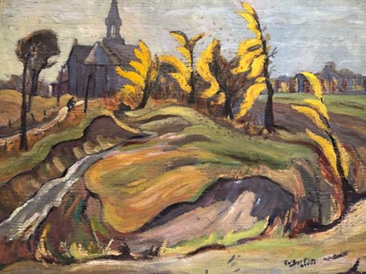 Ste Rose, Quebec   Ralph Wallace Burton