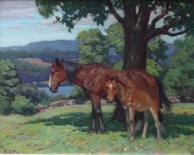 Mare & Colt | H.S. Palmer