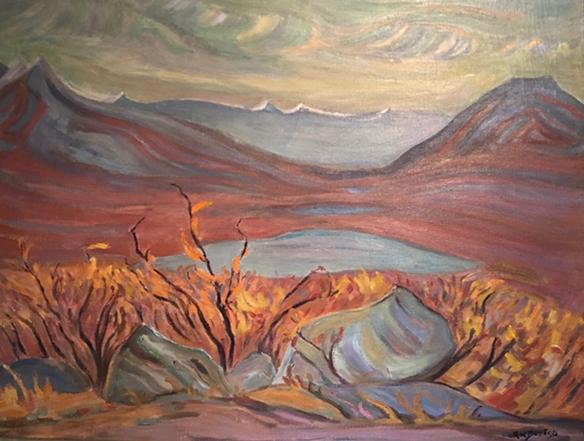 Ogilvy Range, Yukon | RW Burton